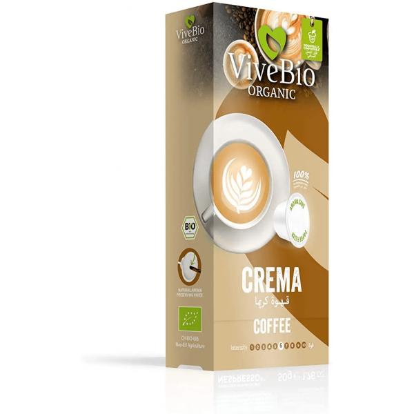 قهوة كريما فيف بيو