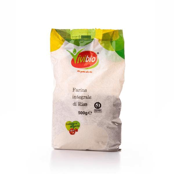 دقيق الأرز البني- فيف بيو