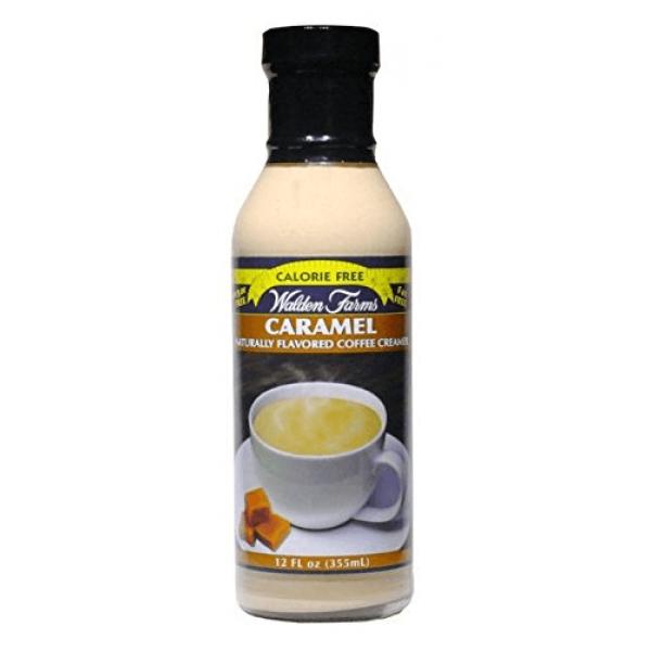 كريمة قهوة نكهة الكراميل والدن فارمز