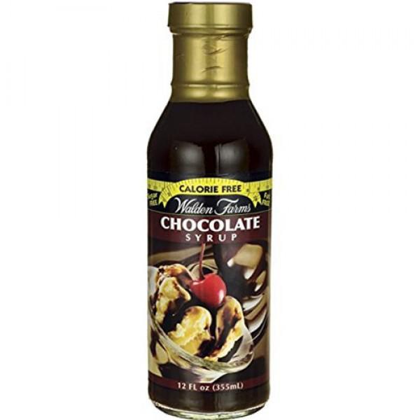 شراب البانكيك بالشوكولاتة من ولدن فارم