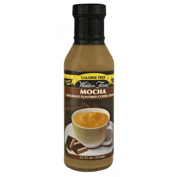 كريمة قهوة نكهة الموكا والدن فارمز