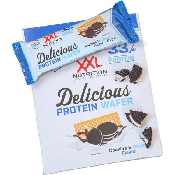 ويفر كوكيز اند كريم- xxl nutrition
