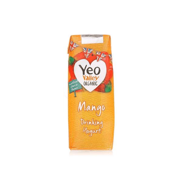 زبادي بنكهة المانجو يو فالي